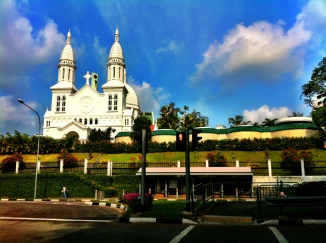 St. Theresa's Church, Kampong Bahru, Singapore